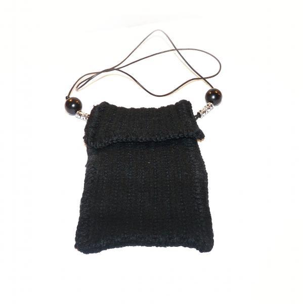 Kaulapussukka, musta